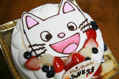 ノンタン・ケーキ