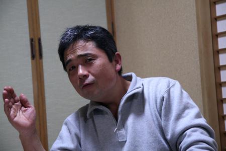 職人・横山