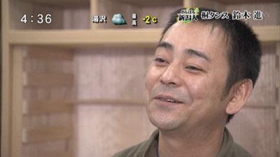 Tenyテレビ新潟の取材3