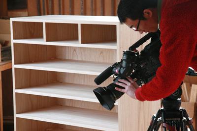 テレビカメラ