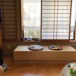 東京まで桐たんすのお届けでした。