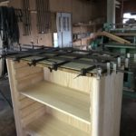 桐たんすの組み立て 福井県T様の和たんすを作る その4