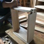 桐たんすの組み立て 福井県T様の和たんすを作る その6
