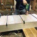 桐たんすの組み立て 福島県A様の和たんすを作る その5