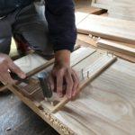 桐たんすの組み立て 福島県A様の和たんすを作る その2