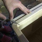 桐たんすの組み立て 福島県A様の和たんすを作る その4