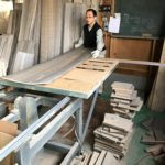 宮崎県 M様の桐たんすを作る 途中から 3