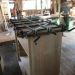 桐たんすの組み立て 東京都T様の和たんすを作る3