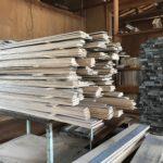 桐たんすの組み立て 神奈川県T様の和たんすを作る6