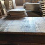 桐たんすの組み立て 神奈川県U様の整理たんすを作る5