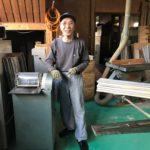 桐たんすの組み立て 埼玉県S様の和たんすを作る9
