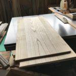 桐たんすの組み立て 東京都I様の和たんすを作る8