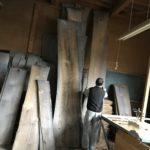 桐たんすの組み立て 愛媛県N様の和たんすを作る4