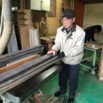 桐たんすの組み立て 東京都Y様の和たんすを作る7