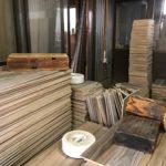桐たんすの組み立て 埼玉県S様の整理たんすを作る2