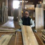 桐たんすの組み立て 宮城県M様の整理たんすを作る4