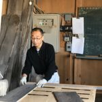 桐たんすの組み立て 山形県S様の和たんすを作る6
