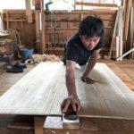 桐たんすの組み立て 神奈川県S様の和たんすを作る