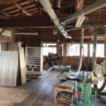 桐たんすの組み立て 富山県Y様の整理たんすを作る2