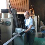 桐たんすの組み立て 富山県Y様の整理たんすを作る