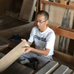和たんすの組立て 福岡県H様の和たんすを作る 6