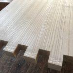 桐たんすの組み立て 埼玉県K様の整理たんすを作る3