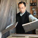 桐たんすの組み立て 兵庫県N様の和たんすを作る9