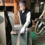 桐たんすの組み立て 兵庫県N様の和たんすを作る