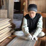 桐たんすの組み立て 兵庫県N様の和たんすを作る7