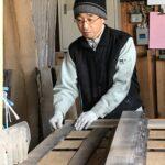 千葉県M様の和たんすを作る3