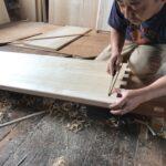 和歌山県H様の和たんすを作る2