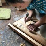 千葉県Y様の和たんすを作る6
