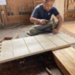 長崎県Y様の整理たんすを制作する4