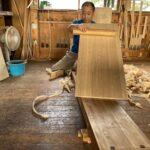 長崎県Y様の整理たんすを制作する。