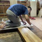 長崎県Y様の整理たんすを制作する2