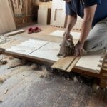 長崎県Y様の整理たんすを制作する3