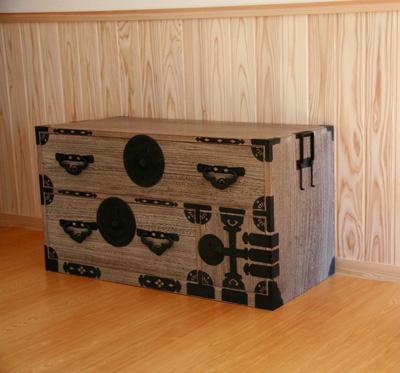 桐たんす修理・再生・リフォーム2