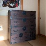93.新潟県 梶原様 桐たんす 修理・再生・リフォーム 天然オイル塗装